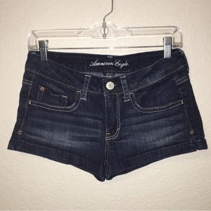 American Eagle Jean Shorts Size 6.